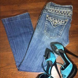 Miss Me Bootcut Jeans JP5002849 Size 28